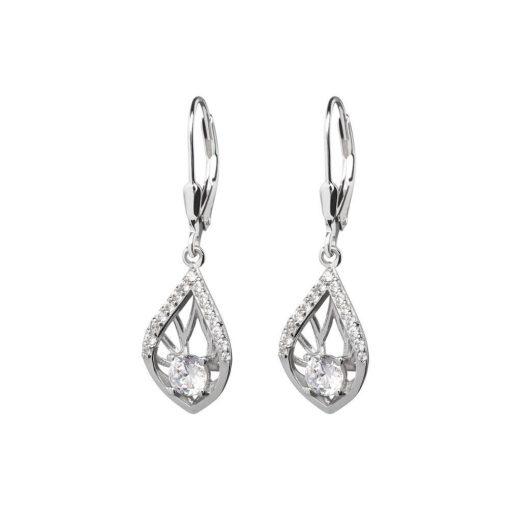 Touch of Elegance - Eleganciaáramlás - PRECIOSA kristály fülbevaló