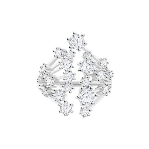 Vela - PRECIOSA kristály gyűrű