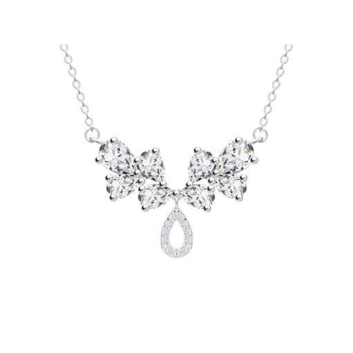 Libra Necklace - Mérleg  - PRECIOSA kristály nyaklánc
