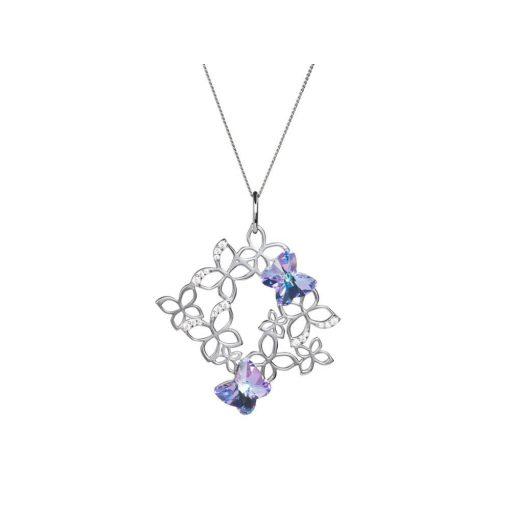 Butterfly Harmony - Társas összhang - PRECIOSA kristály nyaklánc