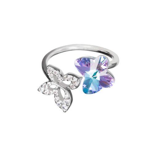 Butterfly Harmony - Társas összhang - PRECIOSA kristály gyűrű
