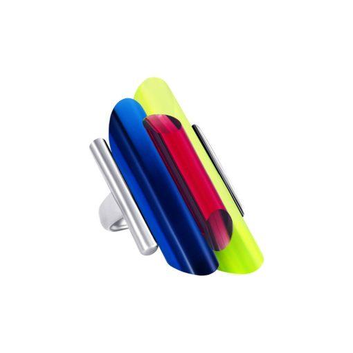 Neon - PRECIOSA kristály gyűrű