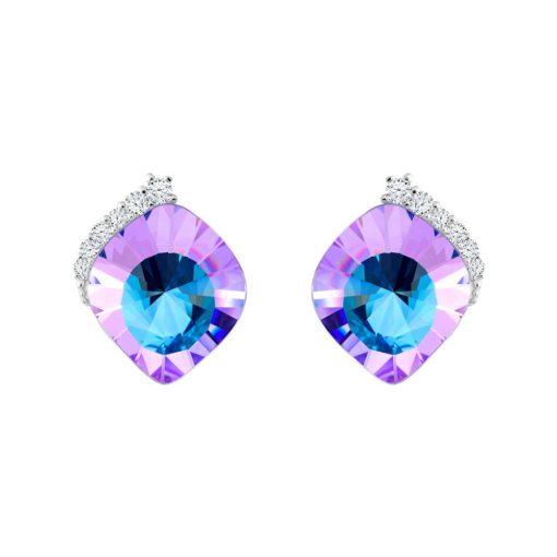 Pavo - csillagkép - PRECIOSA kristály fülbevaló
