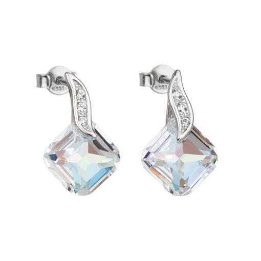 Feminine Charm - Madártoll színtér - PRECIOSA kristály fülbevaló