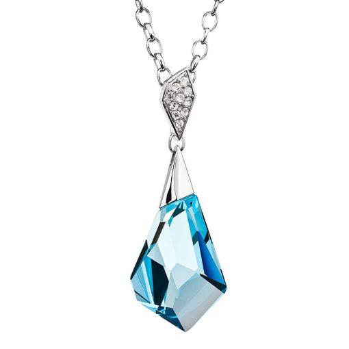Inspiré - Inspiráló kékség - PRECIOSA kristály nyaklánc