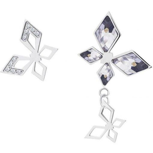 Hallie - Trendi vonal - PRECIOSA kristály fülbevaló