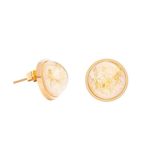 Mays - Aranyvilág - PRECIOSA kristály fülbevaló